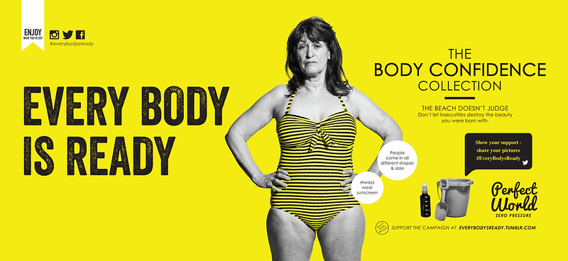 Body Confidence Collection - Every Body is Ready