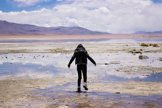 Lagoas bolivianas