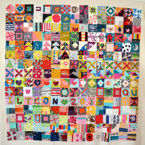 #year30quilt (225 blocks)