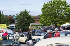 Prestatyn Car show
