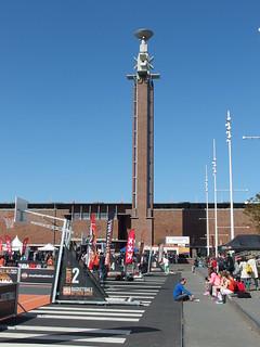 Olympic cauldron @ Olympic stadium @ Amsterdam