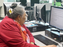 Koko & Computers, Samoan Language Week