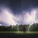 Storm chaser by Dejan Hudoletnjak