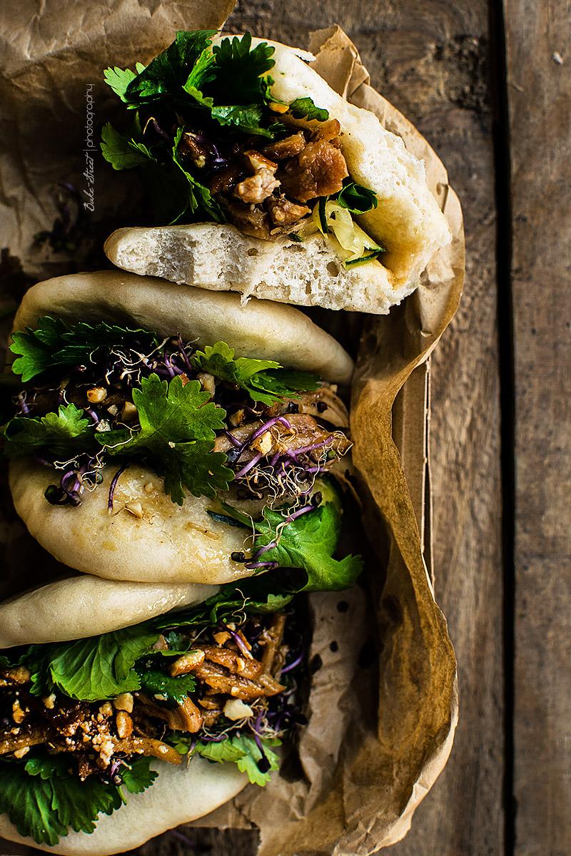Gua Bao, pan chino al vapor