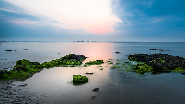 Howth at sunset - Dublin, Ireland - Seascape photography