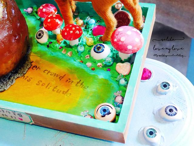 台北不限時下午茶推薦眼球咖啡插畫家咖啡 (2)