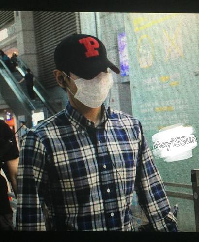 Big Bang - Incheon Airport - 05jun2016 - MayiSSun - 07