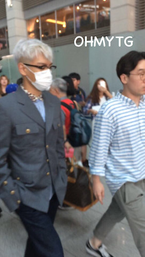 Big Bang - Incheon Airport - 07aug2015 - OHMYTG - 04