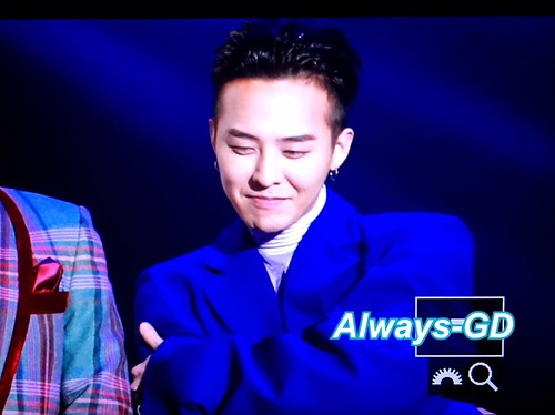 Big Bang - The 5th Gaon Char K-Pop Awards - 17feb2016 - Always GD - 11
