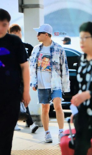 BIGBANG Departure Seoul Incheon to Foshan 2016-06-10 (120)
