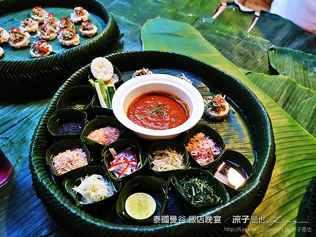 泰國曼谷 飯店晚宴 21