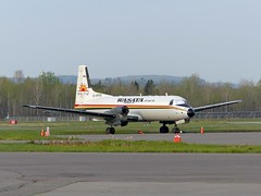 C-FFFS HS748 Thunder Bay