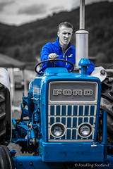 The Tractor Parade