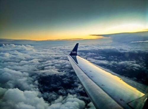 I HATE flying