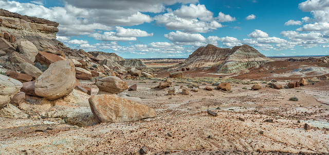 Old 180- Petrified Forest National Park