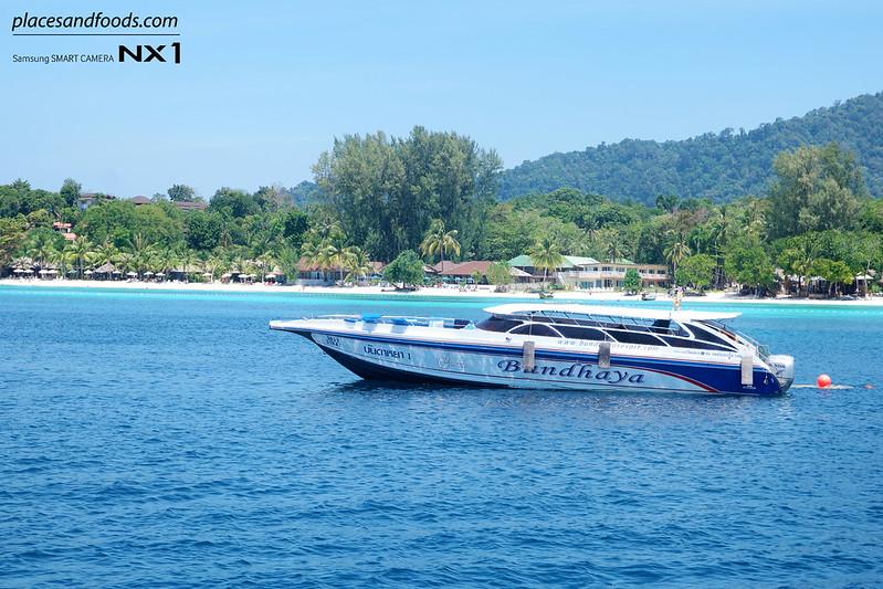 ko lipe speedboat