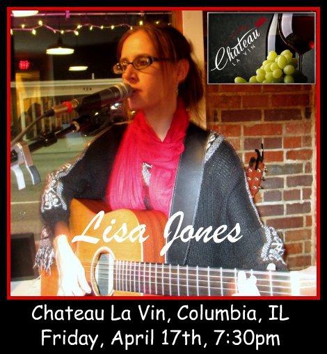 Lisa Jones 4-17-15