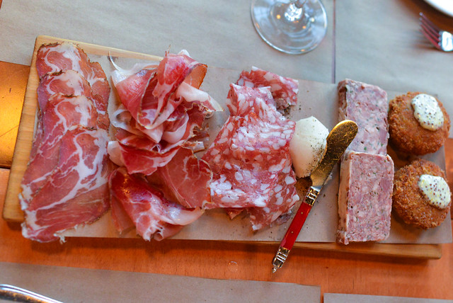 Affettati Misti-Daily Selection of Cured Meats