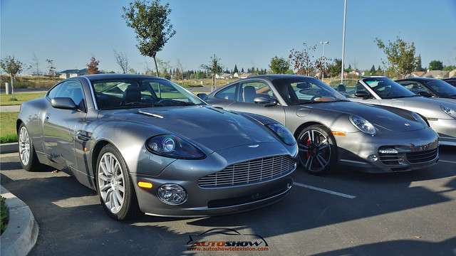 Cars and Coffee Fresno March 2015