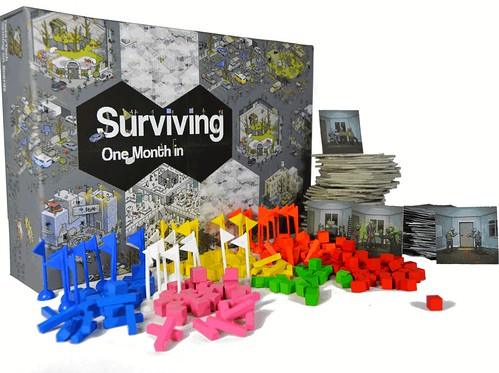 010 Surviving: One Month In, Kickstarter