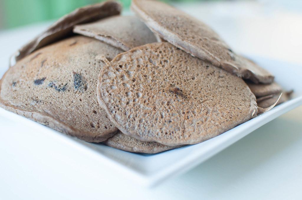 Buckwheat Pancakes 4