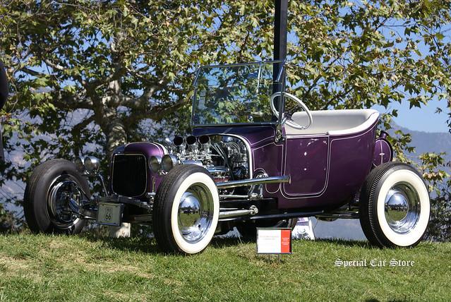 1923 Ford T Bucket Tweedy Pie