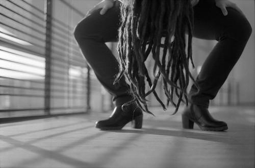 walking dreads