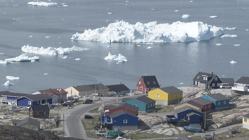 海面結冰的時間逐年縮短。