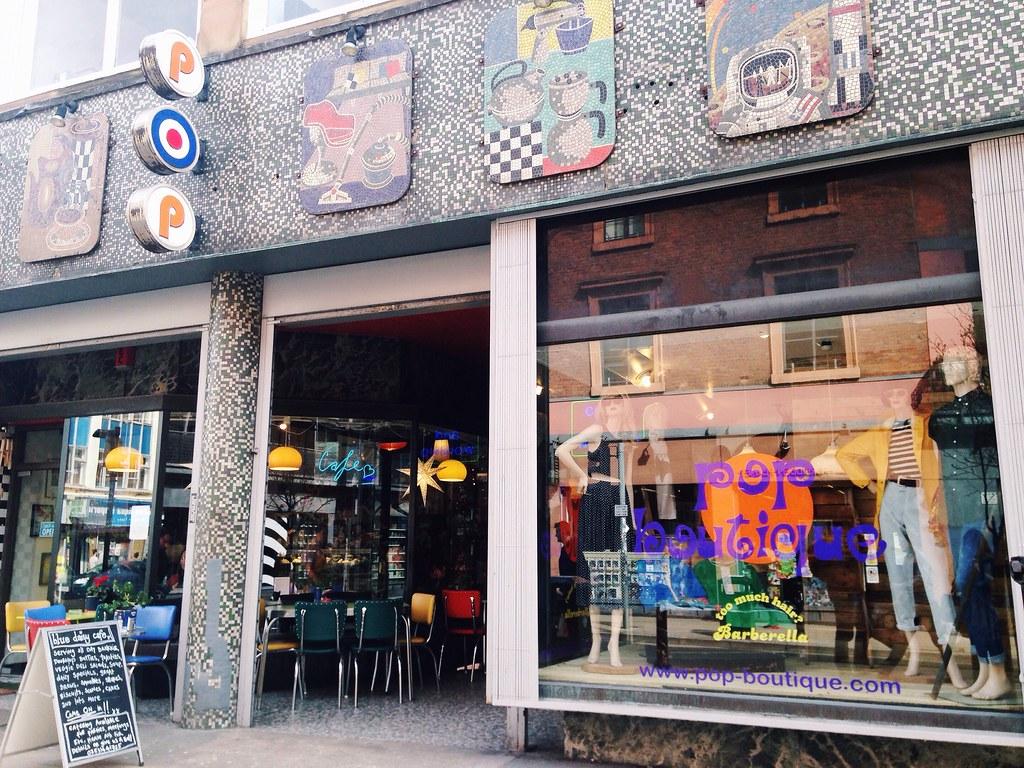 pop boutique Manchester