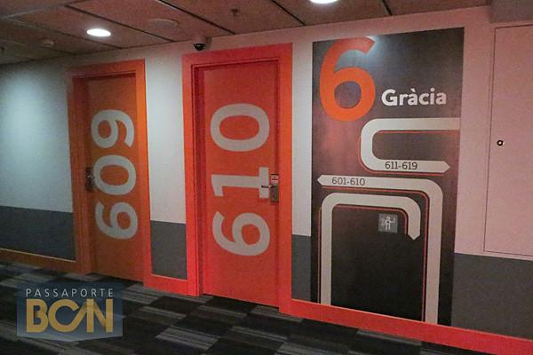 Generator Hotel, Barcelona