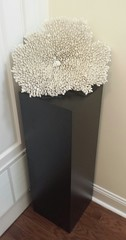 Black Gloss Pedestal