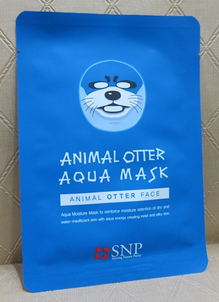 SASA SNP 動物面膜系列 5,莎莎SASA,韓國,SNP,動物面膜系列,mask,老虎抗皺緊緻面膜 ,海獺保濕水漾面膜,熊貓美白亮肌面膜,神龍敏感舒緩面膜, 美容保養,