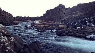 Þingvellir, am Fluss Öxará | Roland Krinner