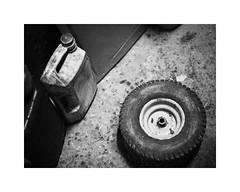 Wheel & Can