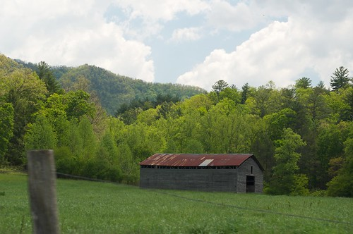 Cades Cove 119 - Dan Lawson place