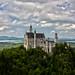Neuschwanstein castle by Mtale