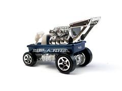 HotWheels - Radio Flyer Wagon