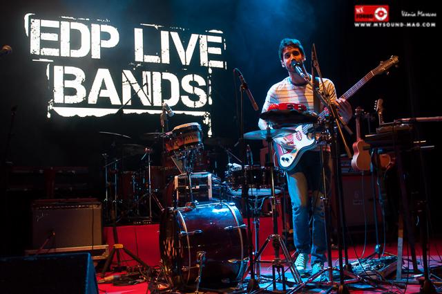 Casuar em EDP Live Bands 2015