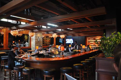Restaurante Hillstone - Nueva York