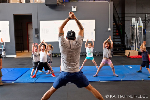 CrossFit Kids 5.31.15