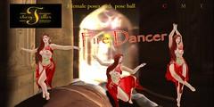 _StoryTeller_ Fire Dancer Poster
