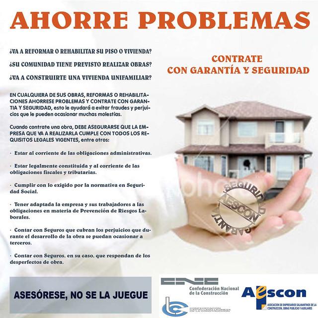 Consejos para ahorrarse problemas en la contratación de obras