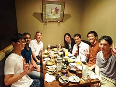 20160809thank-you party for PhD defense