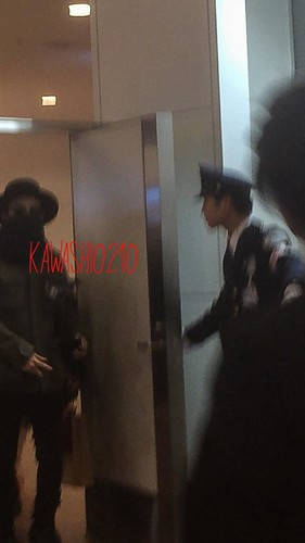 Big Bang - Haneda Airport - 27feb2015 - G-Dragon - kawashi0210 - 01