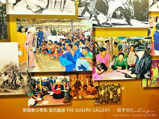 泰國曼谷景點 皇后藝廊 THE QUEENS GALLERY   20
