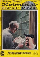 Kriminal Erdball-Romane 576