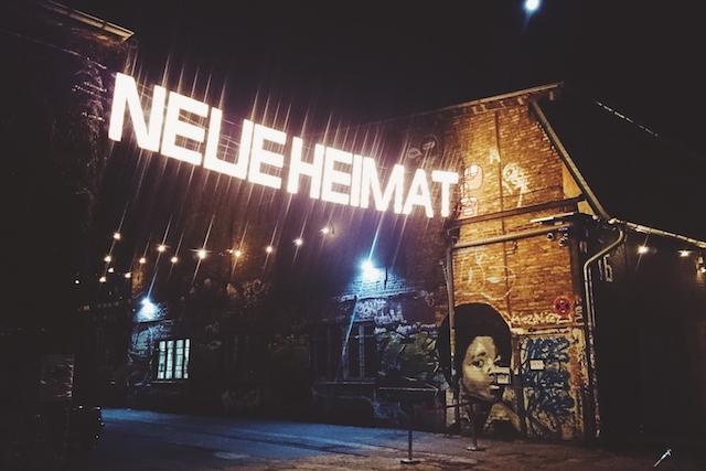 Neue Heimat Season Opening 2015 - 2