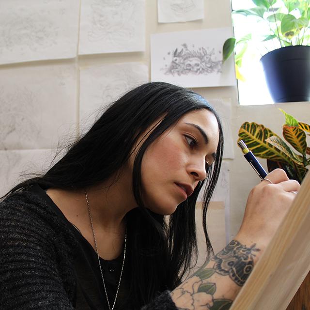 Nicomi Nix Turner: Studio
