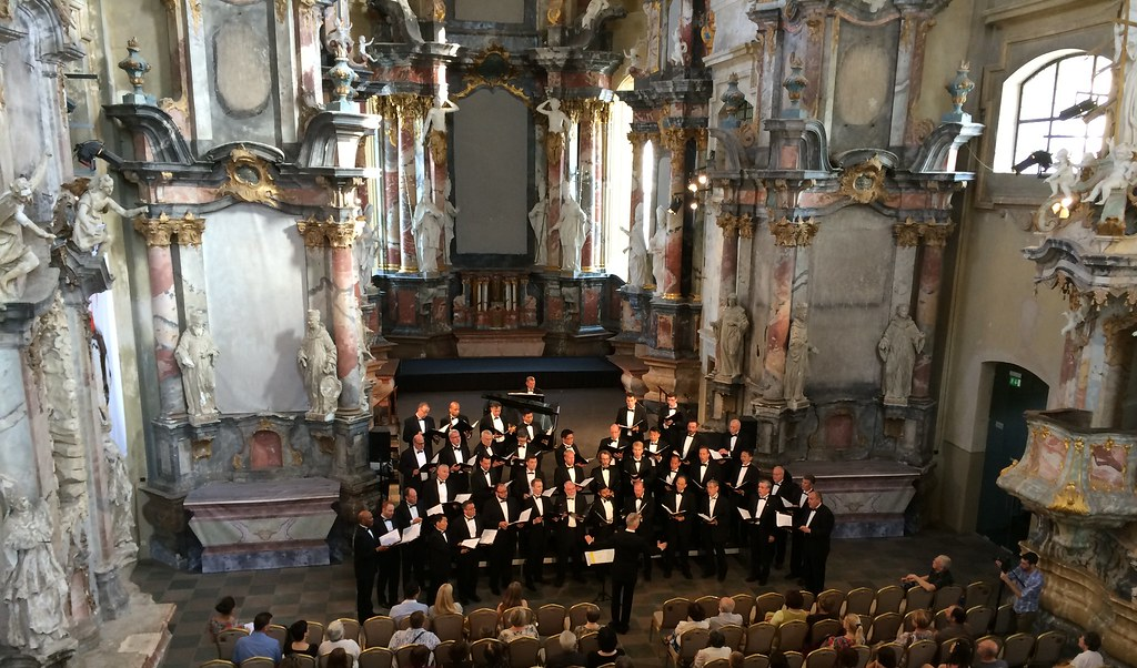 GGMC Performance at St Catherine's in Vilnius, Lithuania