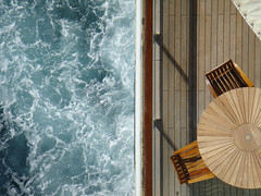 Celebrity Infinity - Penthouse Deck
